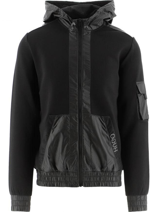 Black Dushi Jacket