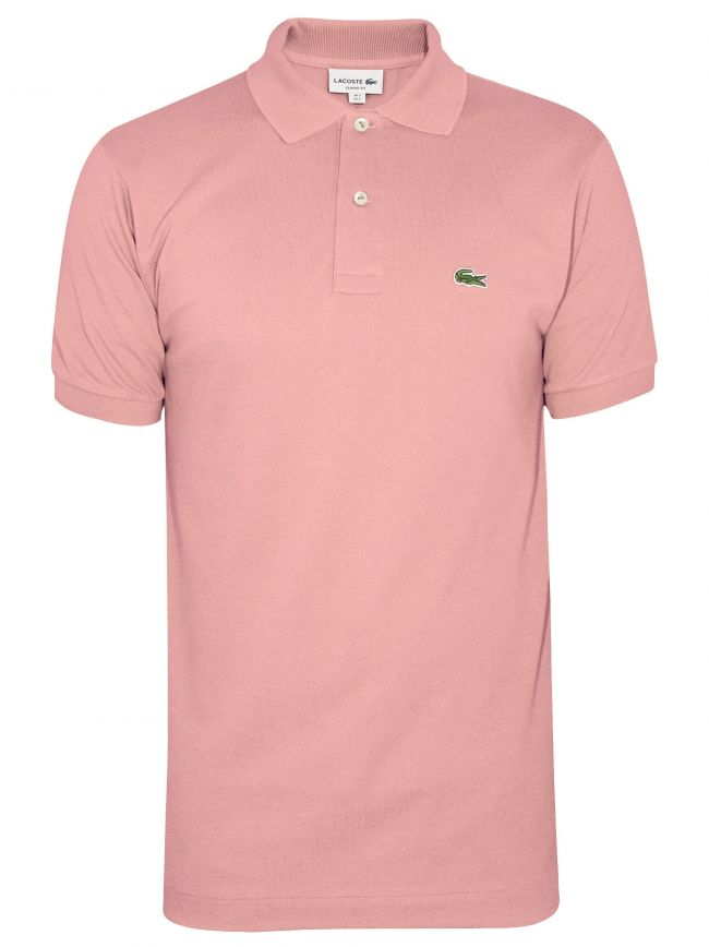 Classic L1212 Flamingo Pink Polo Shirt