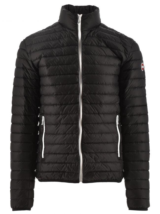Nero Black Lightweight Down Filled Jacket