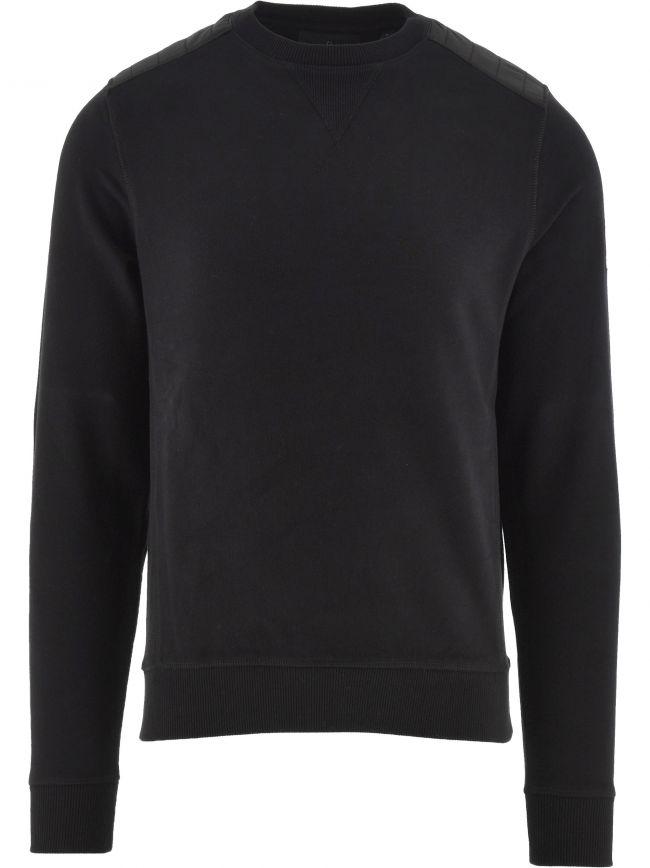 Black Jarvis Sweatshirt