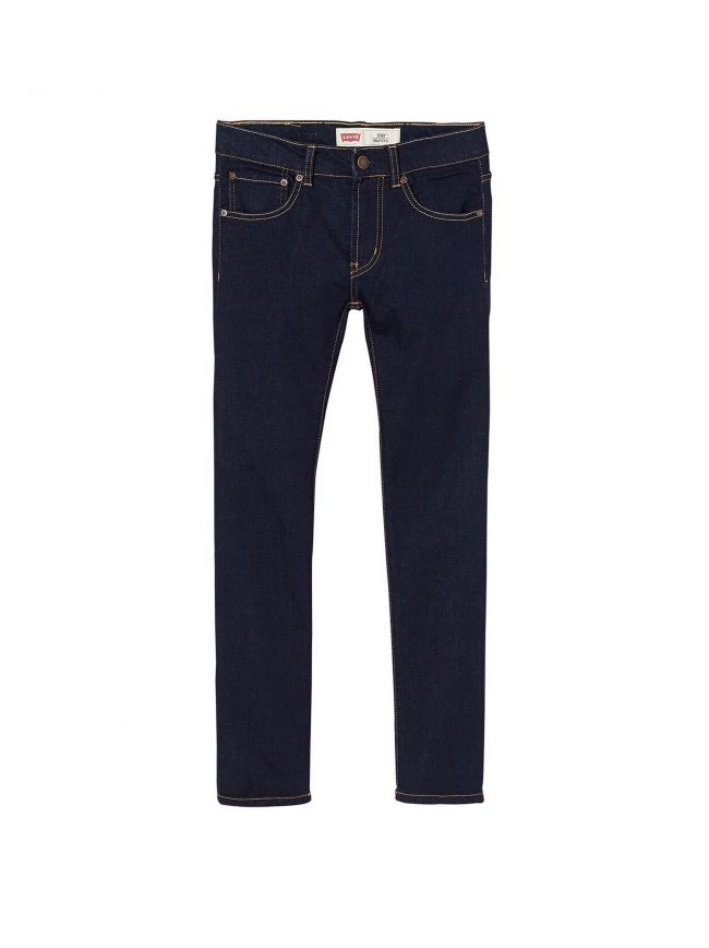 510 Skinny Fit Dark Denim Jean