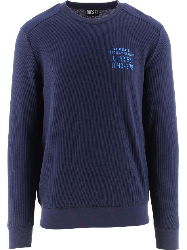 Blue Ulmt Willy-W Sweatshirt