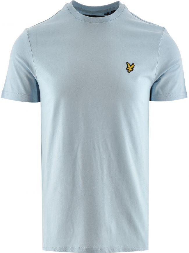 Blue Plain T-Shirt