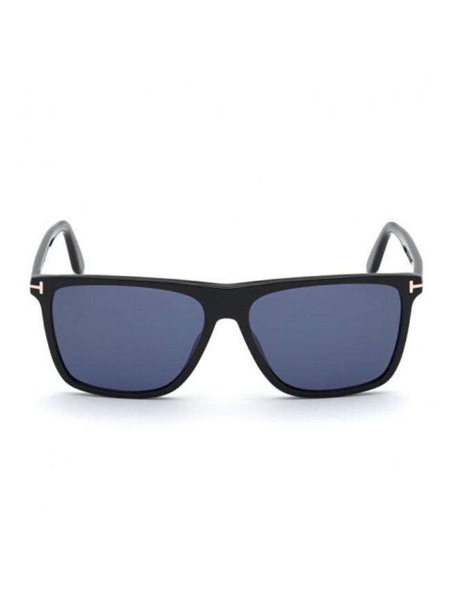 Black Fletcher Sunglasses