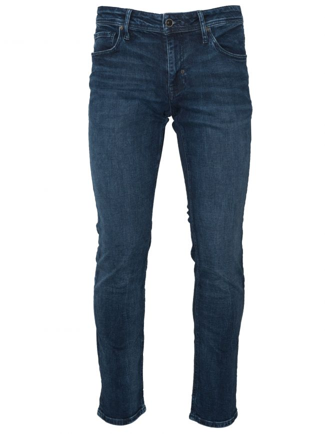 'Ozzy' Tapered Blue Jean