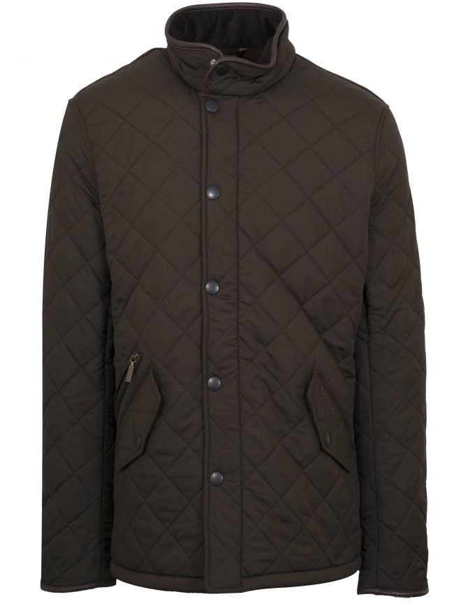 Olive Powell Quilted Jacket