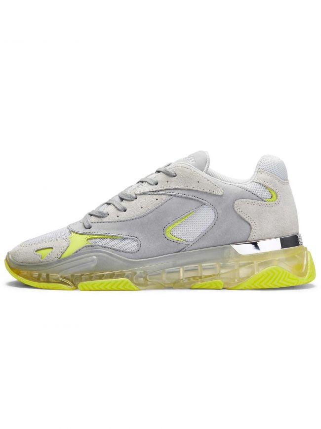 Clear Grey & Neon Lurus Sneaker
