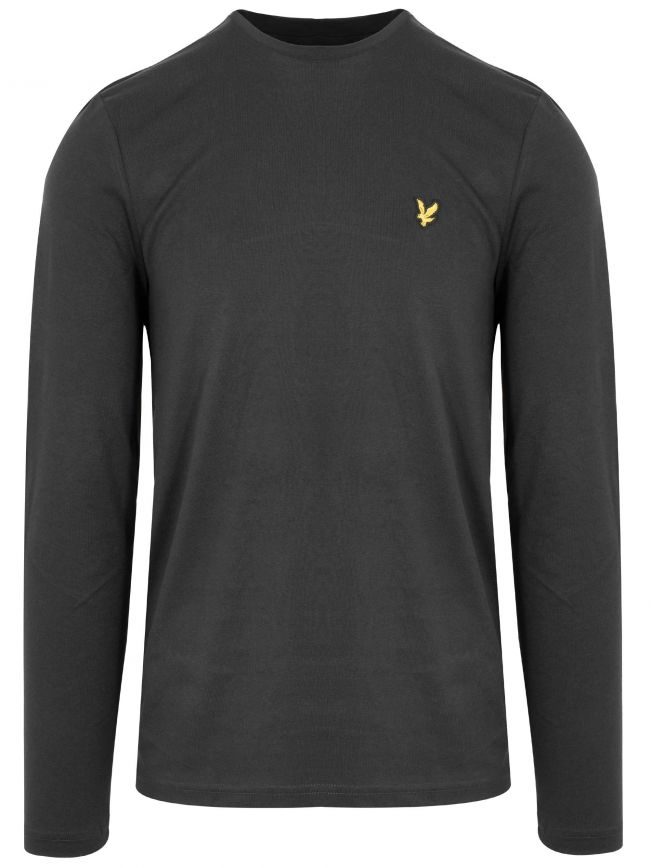 Classic Black Long-Sleeved T-Shirt