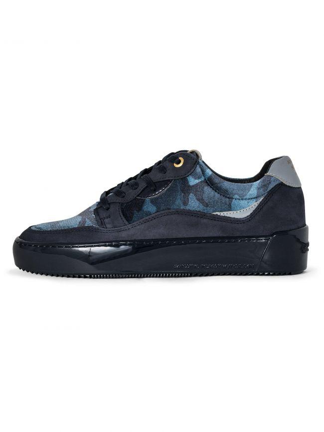 Midnight Omega Arc Camo Sneaker