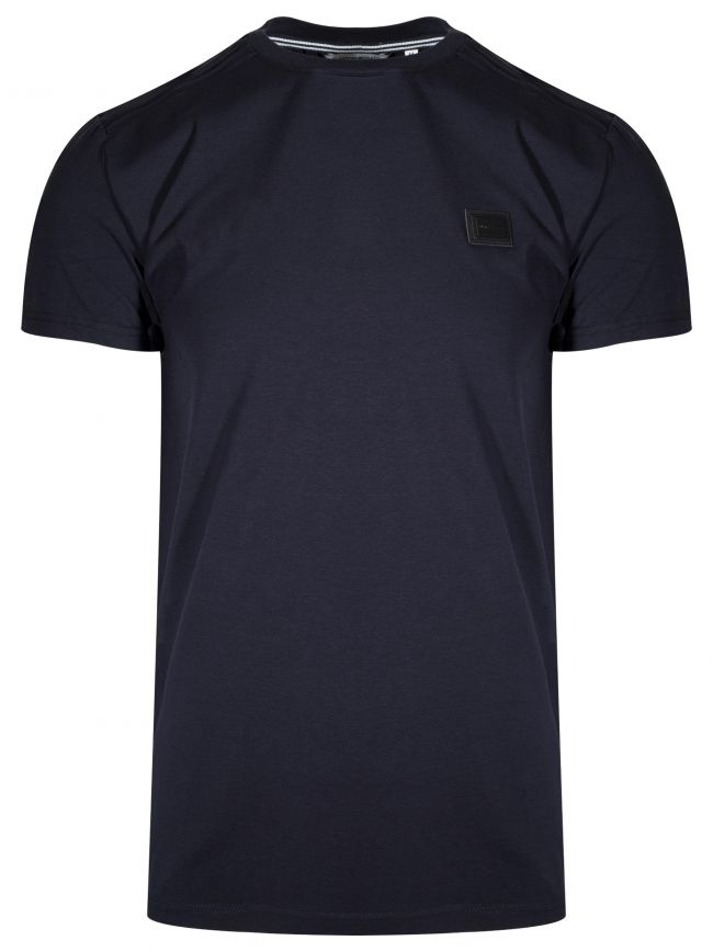 Crew Neck Navy T-Shirt