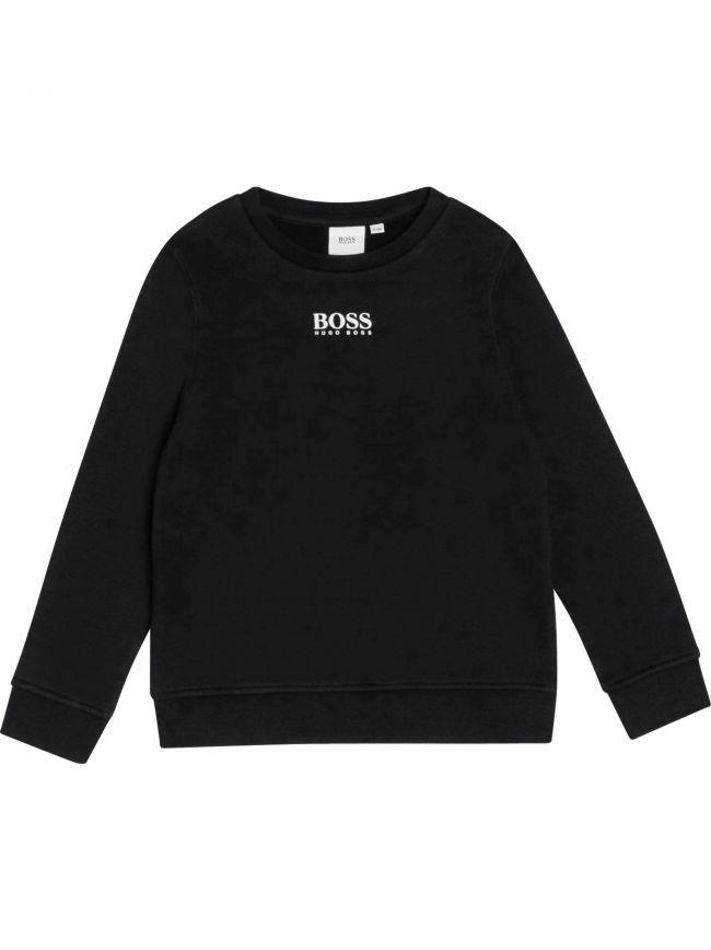 Black Fleece Sweatshirt