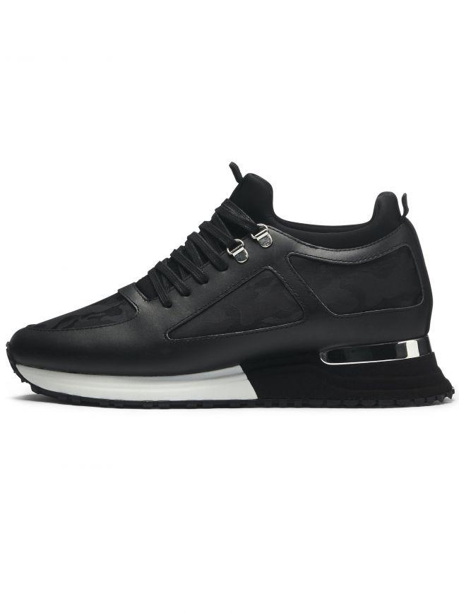Black Midnight Camo Diver 2.0 Sneaker