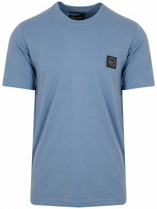 Quarry Blue Short Sleeve Siren T-Shirt