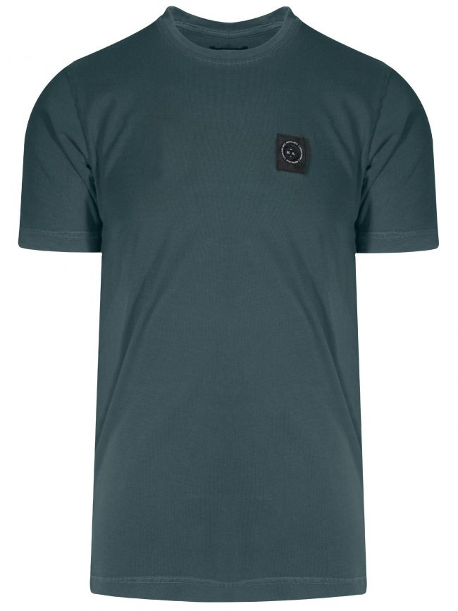 Green Garment Dyed T-Shirt