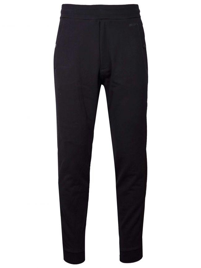 Black Tapered Pant