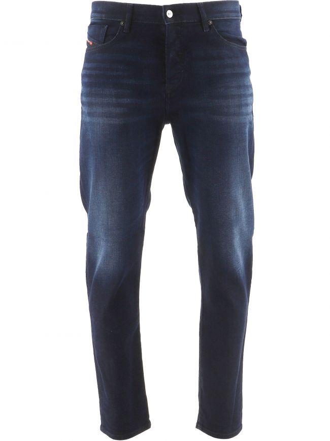 Blue D-Fining 30 Leg Regular Jean