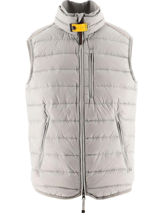 Grey Perfect Down Vest
