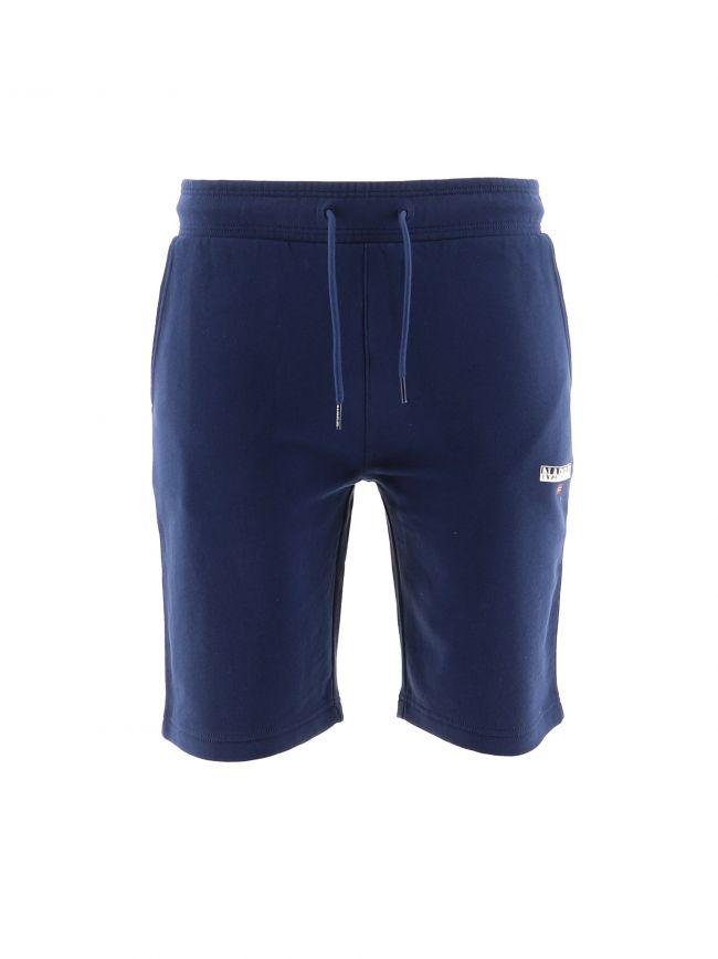 Blue Ice Bermuda Shorts