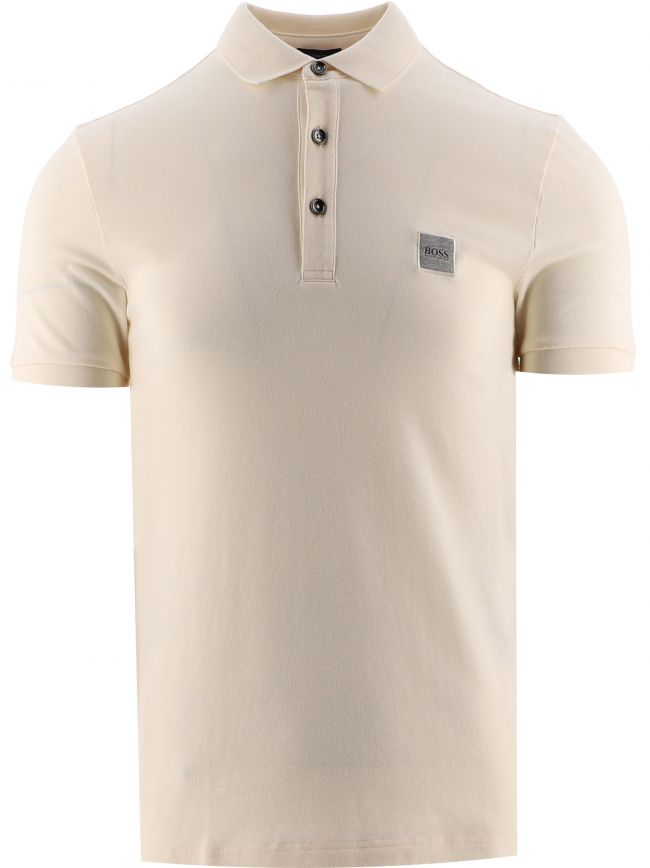 Beige Passenger Polo Shirt