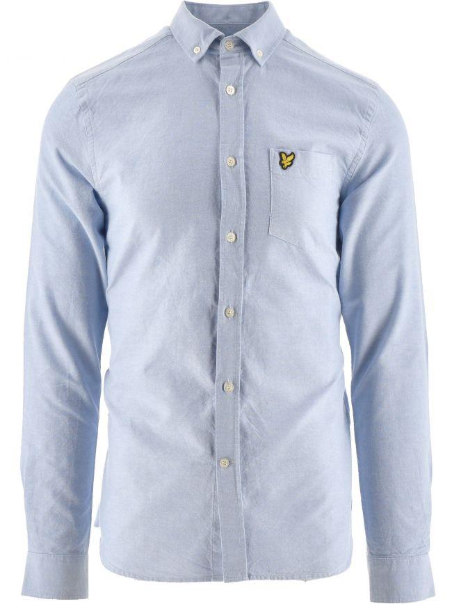 Riviera Regular Fit Lightweight Oxford Shirt