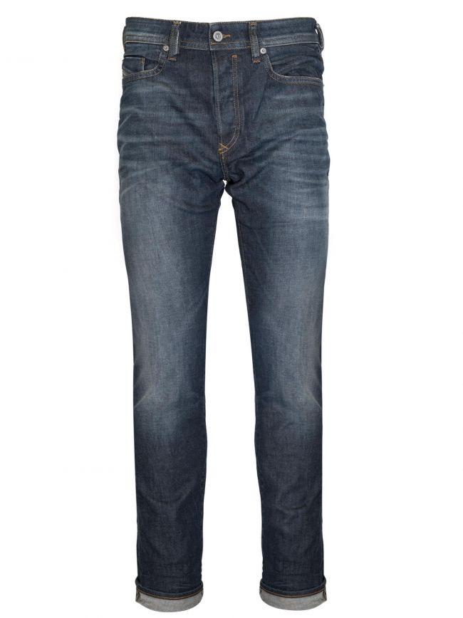 Regular Slim Fit Buster Blue Wash Jean
