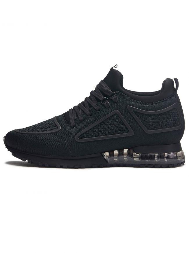 Tech Diver Noir Sneaker