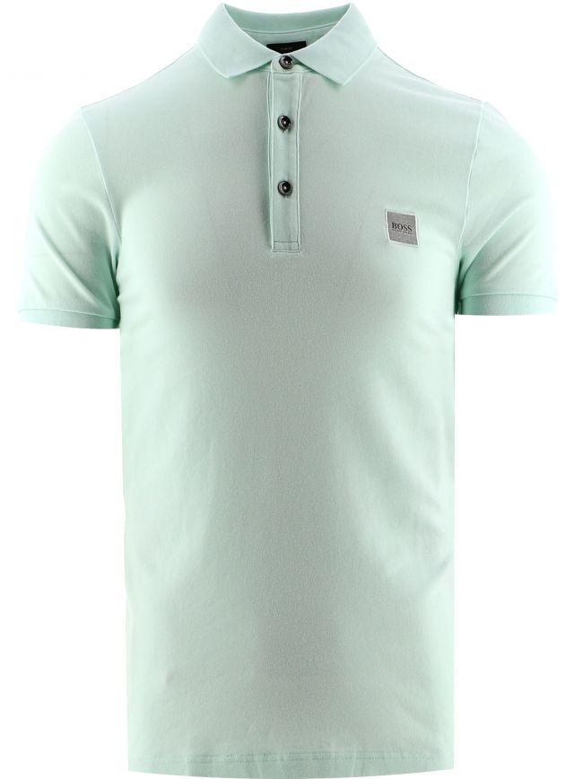Green Passenger Polo Shirt