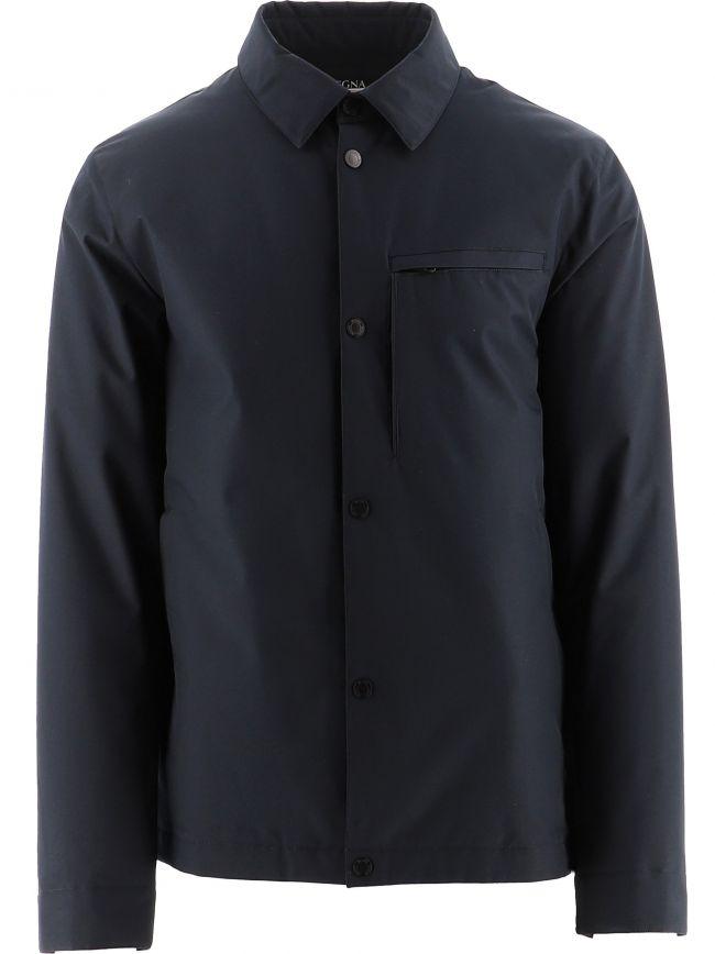 Navy Windcheater Jacket