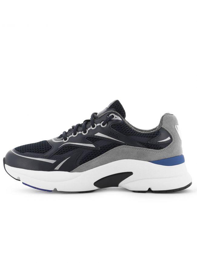 Dark Blue Ardical Runn Sneaker