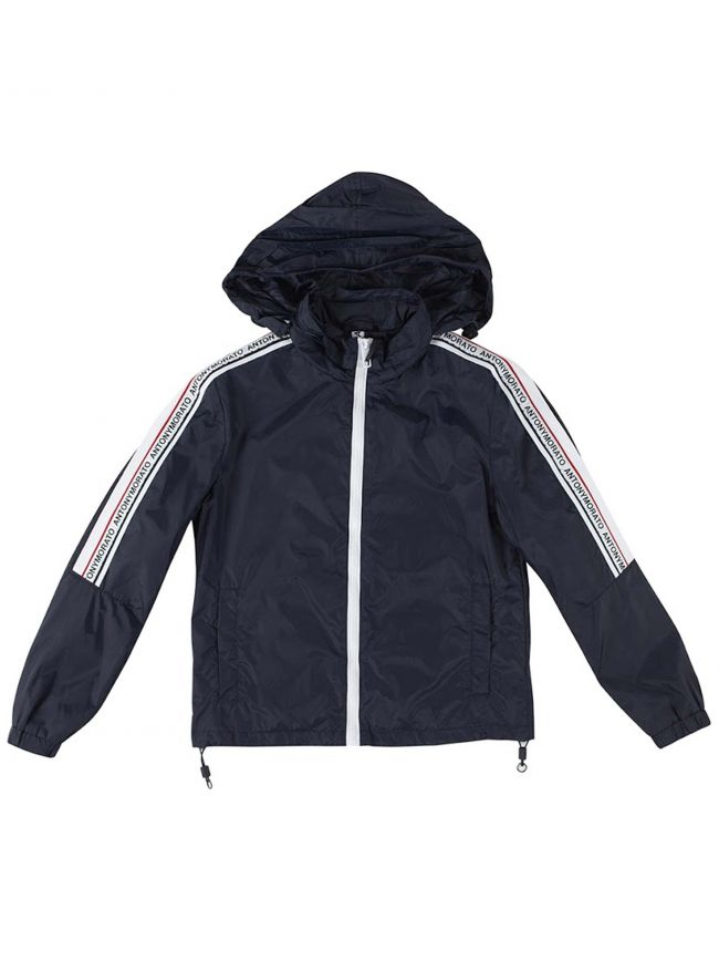 Antony Morato Kids Navy Lightweight Jacket