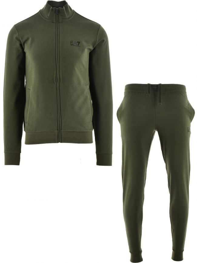 Green Jersey Tracksuit