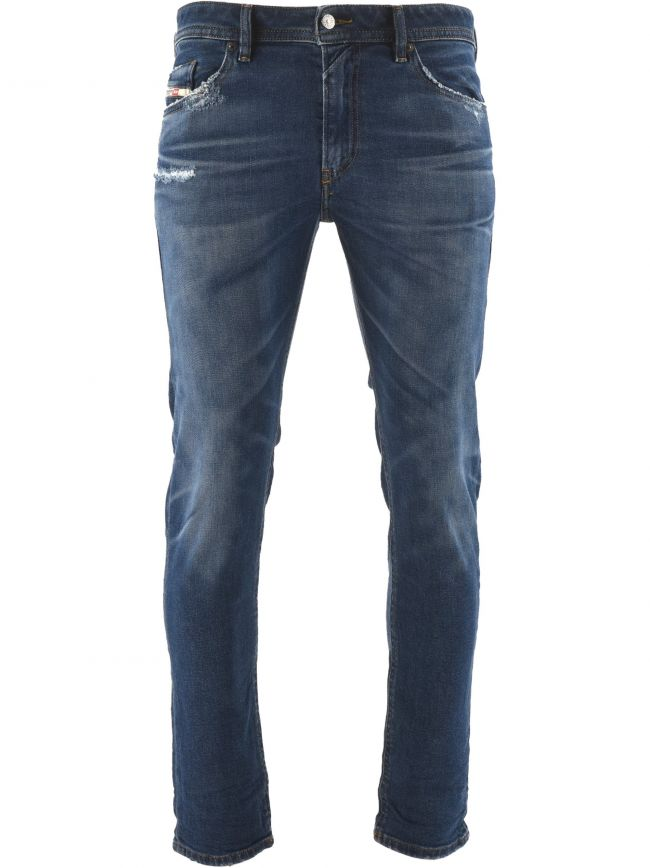 Slim Fit Stretch Thommer X Blue Jean