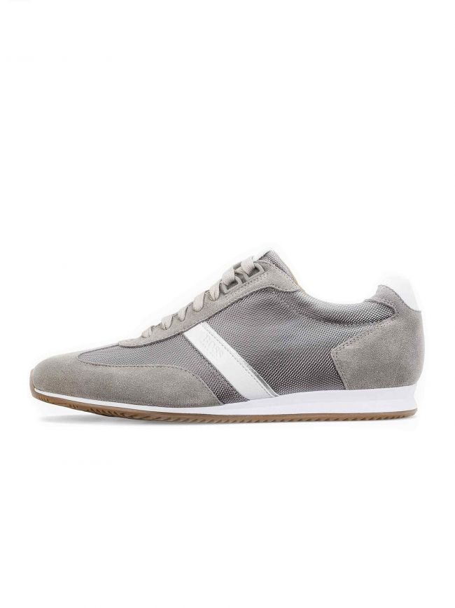 Grey Orland Low Mesh Trainer