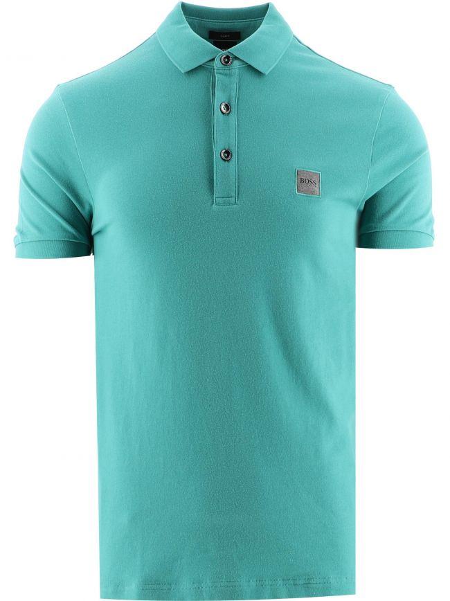 Turquoise Passenger Polo Shirt
