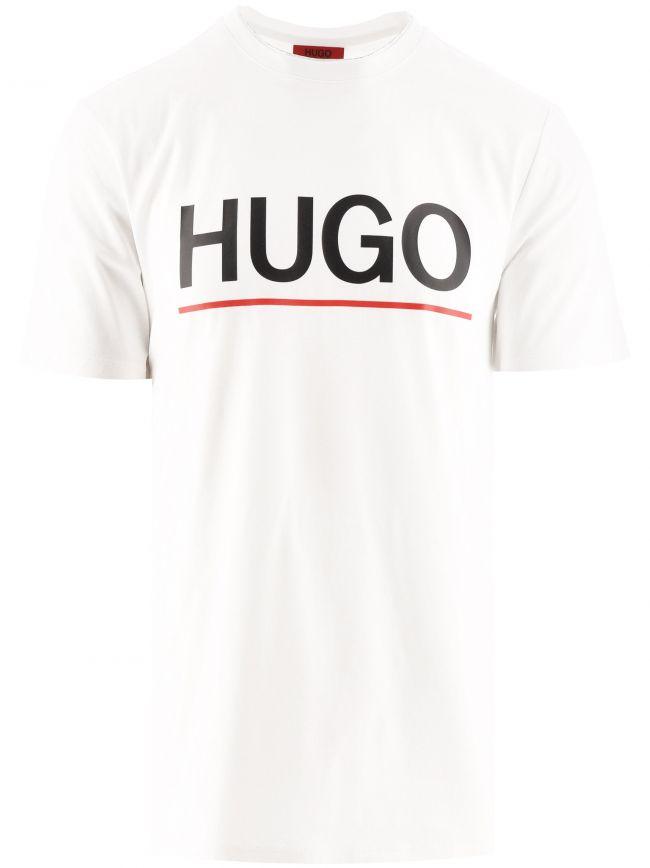 White Dolivio T Shirt