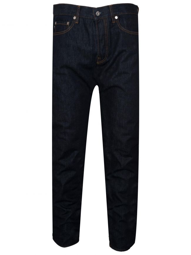 Dark Blue Wash Slim Fit Jean