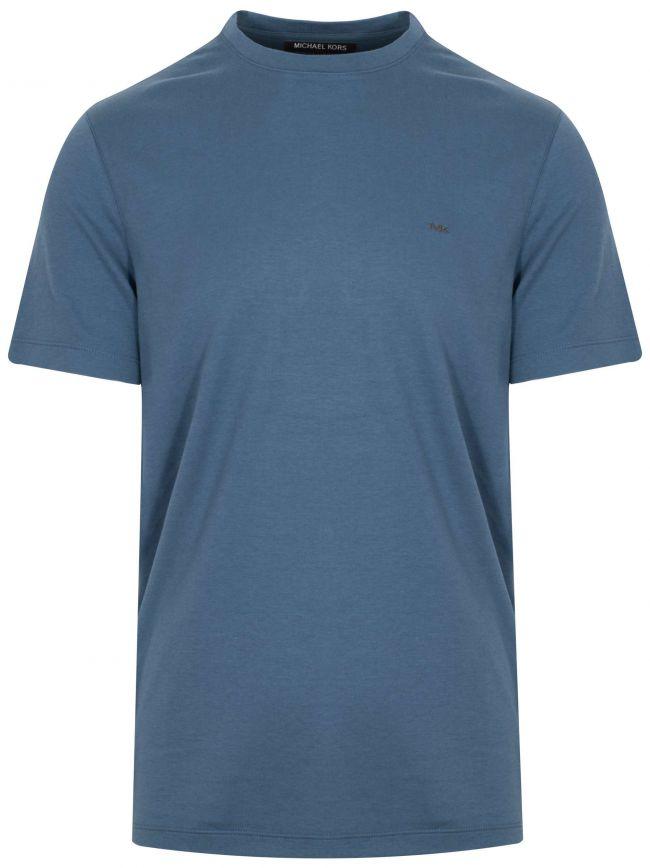 Classic Dark Chambray T-Shirt