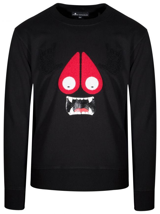 Black Moose Munster Crew Sweatshirt