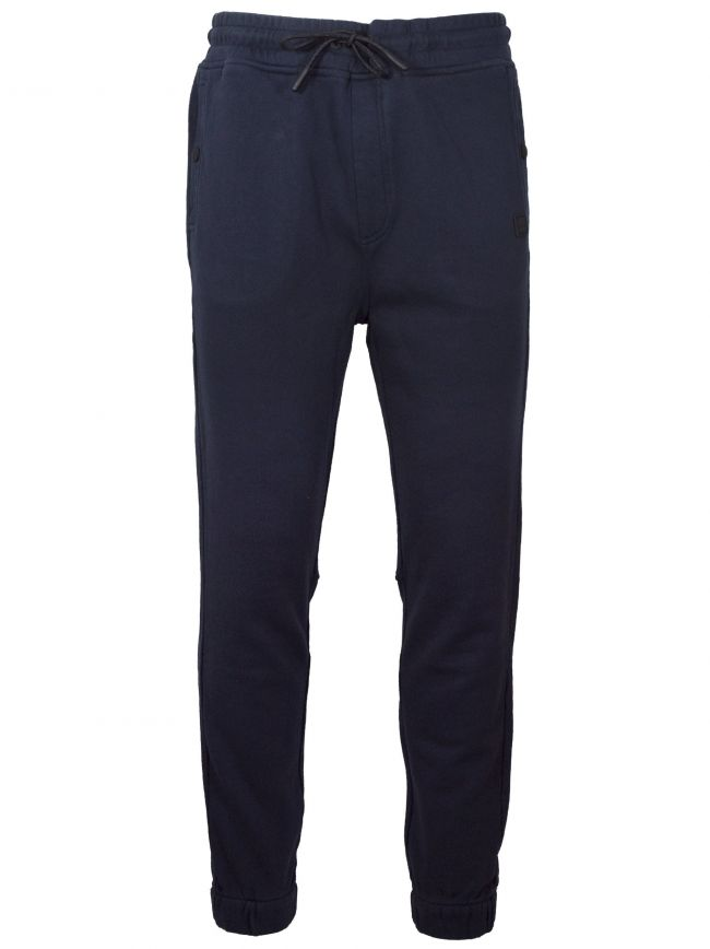 Navy Skyman Tracksuit Bottoms