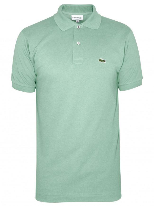 Classic L1212 Aspera Green Polo Shirt