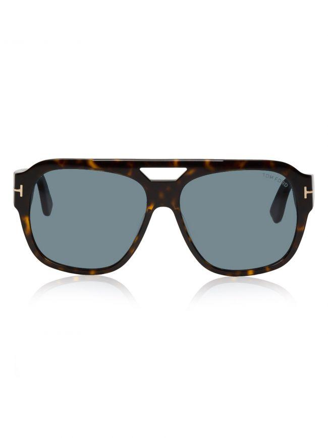 Dark Havana Bachardy Sunglasses