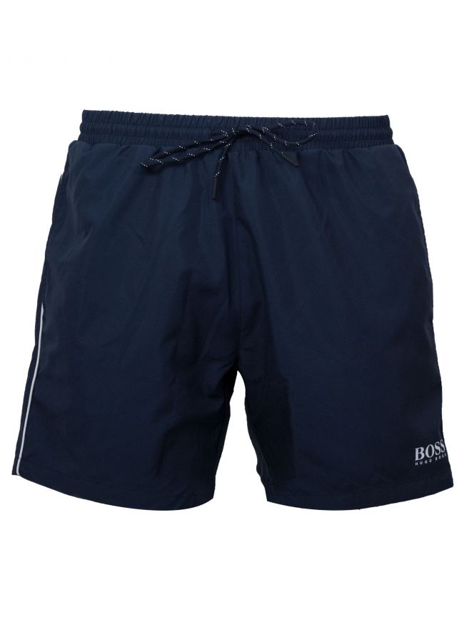 Navy Starfish Swim Shorts