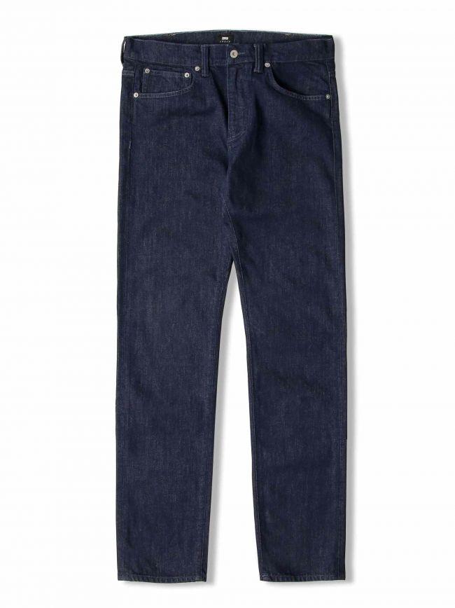 Dark Blue Rinsed ED-80 Slim Tapered Jean