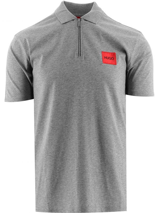 Grey Deresom Polo Shirt