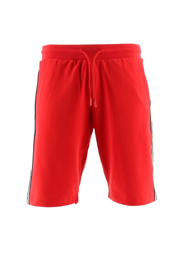 Red Sport Heritage Shorts