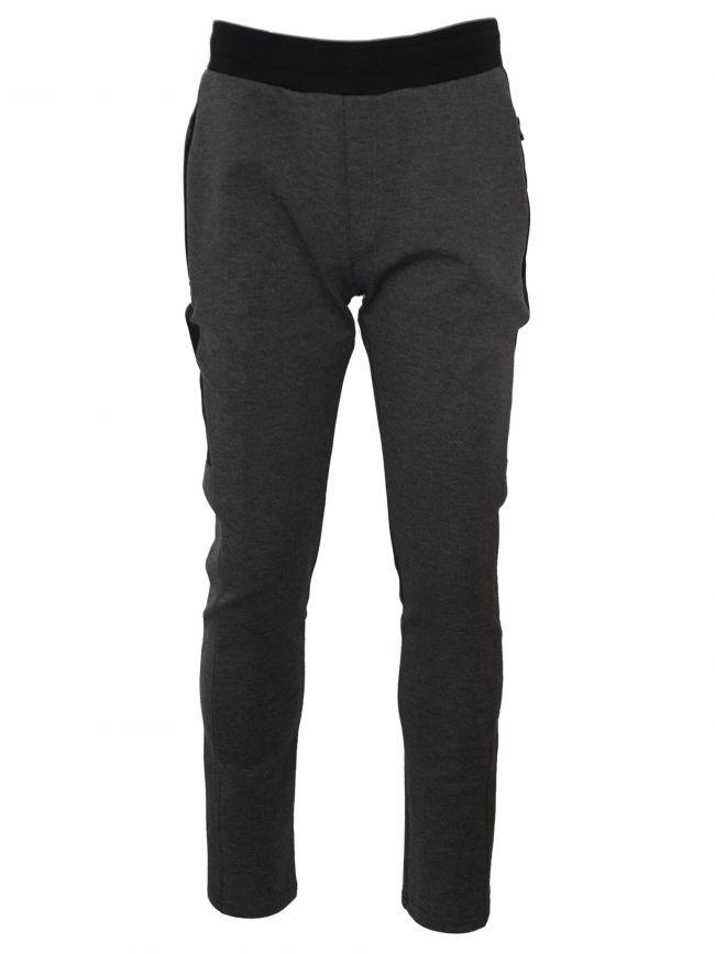 Grey & Black 'Najac' Tracksuit Jog Pant
