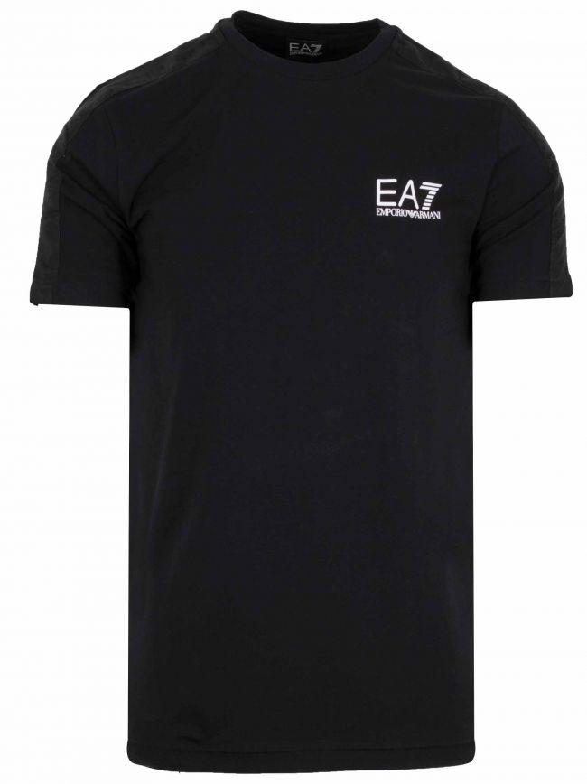 Black Tape Logo T-Shirt