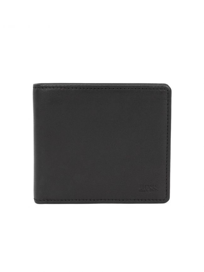 Black Majestic Coin Wallet