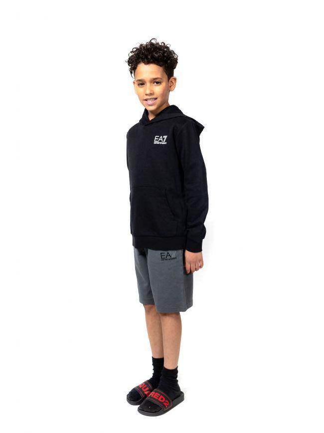 Grey Bermuda Short