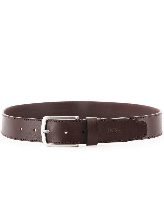 Brown Jor Leather Belt